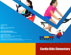 nº 13 pour KidsFit Brochure making and Catalogue redesigning par barinix