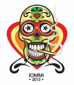 #12 for Day of the Dead - Sugar Skull Design / Cartoon / Illustration by andyiommi