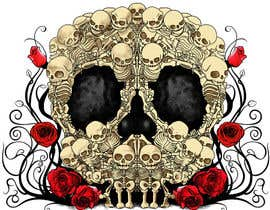 #47 para Day of the Dead - Sugar Skull Design / Cartoon / Illustration por kendor