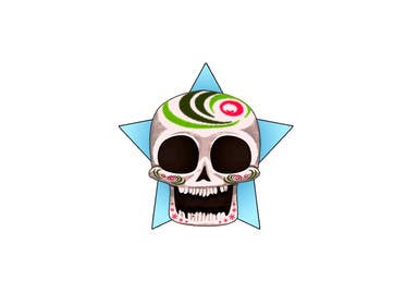 #28 for Day of the Dead - Sugar Skull Design / Cartoon / Illustration by Dragoljub