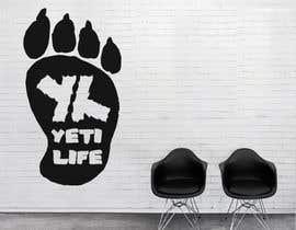 Nro 33 kilpailuun Yeti Life Logo käyttäjältä ziyadelgendy