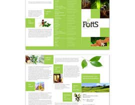 #2 for Design a Brochure for Essential Oil/Aromatherapy af Katace