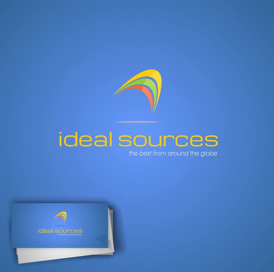 Penyertaan Peraduan #                                        47                                      untuk                                         Logo Design for ideal sources
