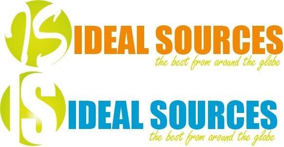 Penyertaan Peraduan #                                        3                                      untuk                                         Logo Design for ideal sources