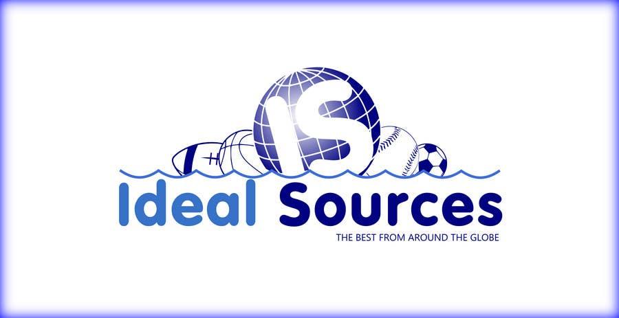 Penyertaan Peraduan #                                        57                                      untuk                                         Logo Design for ideal sources
