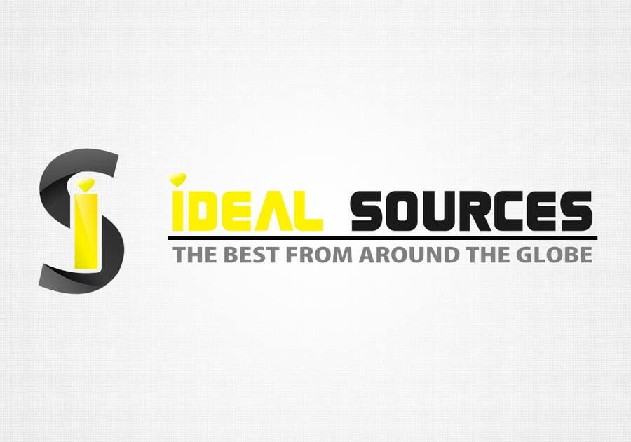 Kilpailutyö #75 kilpailussa Logo Design for ideal sources
