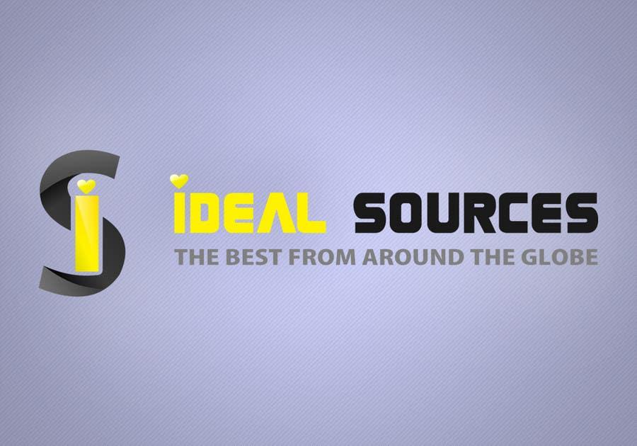 Penyertaan Peraduan #                                        59                                      untuk                                         Logo Design for ideal sources