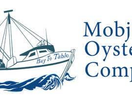 Nro 6 kilpailuun Design a Logo for Oyster Business käyttäjältä Crystaliumjmc
