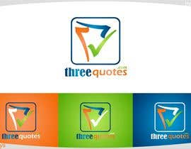 #110 cho Logo Design for For a business that allows consumers to get 3 quotes from service providers bởi innovys