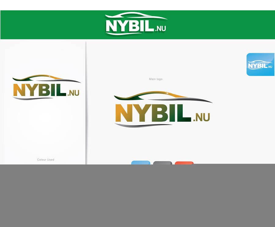Kilpailutyö #32 kilpailussa Logo contest
