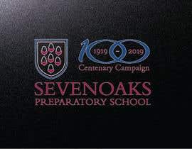 Nro 13 kilpailuun Sevenoaks Prep Centenary Campaign - logo käyttäjältä szamnet