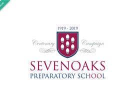 Nro 57 kilpailuun Sevenoaks Prep Centenary Campaign - logo käyttäjältä igmbranding