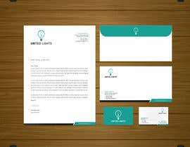 ikbd tarafından Design some Stationery for a lighting company için no 5