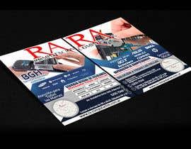 Nro 17 kilpailuun Diseñar un folleto käyttäjältä rosa1241Garcia