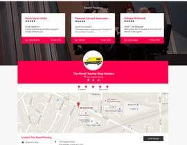 Nro 2 kilpailuun ReDesign a Webpage käyttäjältä zonunazote