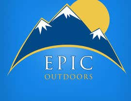 #47 para Design a Logo for  Epic Outdoors       (Clothing) por VEEGRAPHICS