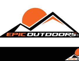 nº 22 pour Design a Logo for  Epic Outdoors       (Clothing) par kingryanrobles22
