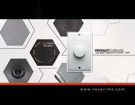 Nro 12 kilpailuun Catalog cover design contest käyttäjältä morfinamc