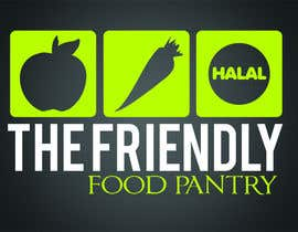 #355 untuk Logo Design for The Friendly Food Pantry oleh HarisKay