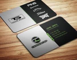 Nro 61 kilpailuun Design some Business Cards käyttäjältä OviRaj35