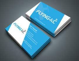 Nro 98 kilpailuun Design some Business Cards for Aviation Company käyttäjältä Kamrunnaher20