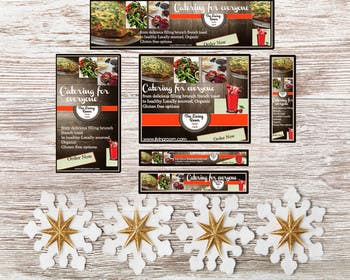 Dreamfocus tarafından Design the same banner in 6 sizes için no 5