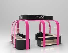Nro 9 kilpailuun Design a Point of Sale Kiosk for a Jewelry brand mid-price käyttäjältä Lawrence2Design
