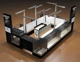 Nro 2 kilpailuun Design a Point of Sale Kiosk for a Jewelry brand mid-price käyttäjältä Asifa178