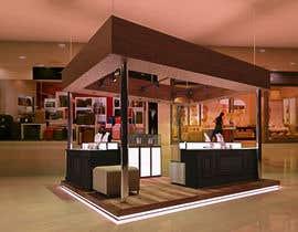 Nro 11 kilpailuun Design a Point of Sale Kiosk for a Jewelry brand mid-price käyttäjältä filipestorch