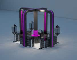 ianogawa tarafından Design a Point of Sale Kiosk for a Jewelry brand mid-price için no 20