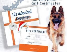 #13 untuk Design a Facebook Photo For Xmas Gift Certificates oleh marcia2