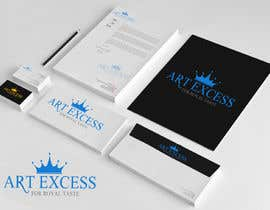 #149 for Design a Logo for luxury brand (URGENT) af TaseerID