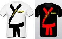 T-shirt Design for Tatami Fightwear Ltd için Graphic Design14 No.lu Yarışma Girdisi