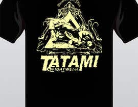 #47 для T-shirt Design for Tatami Fightwear Ltd от Minast