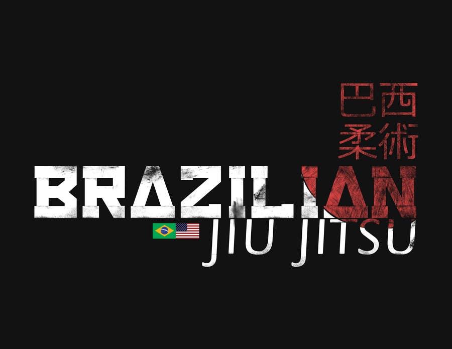 Penyertaan Peraduan #                                        32                                      untuk                                         T-shirt Design for Tatami Fightwear Ltd