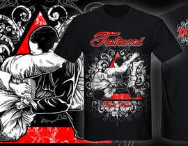 #49 para T-shirt Design for Tatami Fightwear Ltd por jabstraight