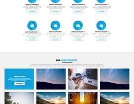 nikil02an tarafından Build a Website - Network / IT Consulting Company için no 56