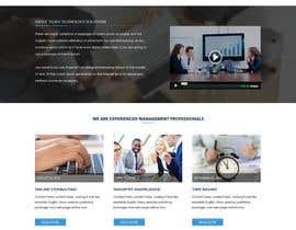 webidea12 tarafından Build a Website - Network / IT Consulting Company için no 4