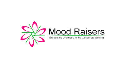 #77 for Design a Logo for Moodraisers by irinaaaoanaaa