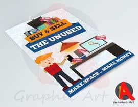 Nro 21 kilpailuun Design a Flyer käyttäjältä ahmadalmallah94