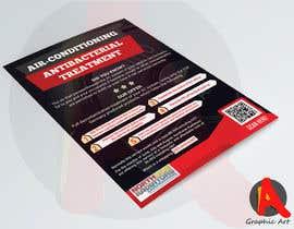 Nro 22 kilpailuun Design a Flyer käyttäjältä ahmadalmallah94