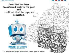 Freshtwist tarafından Develop a creative 404 page için no 17