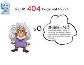 aminjanafridi tarafından Develop a creative 404 page için no 15