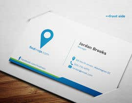 #67 for Design some Business Cards for findmeja.com af onlyyasad