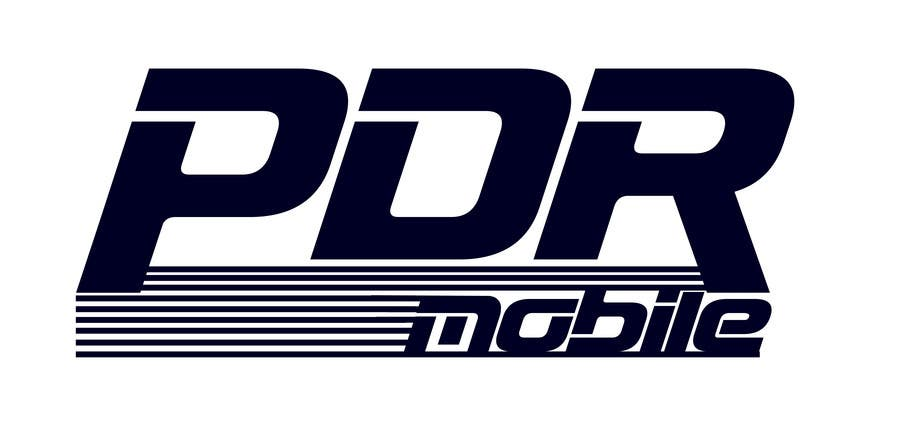 #127 for Design a Logo for PDR Mobile by mihaicristian82