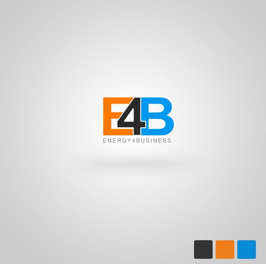 #108 for Design a Logo for e4b by pixelke