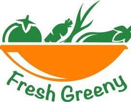 faizanmalik840 tarafından Design a Logo for our Vegetable shop için no 1