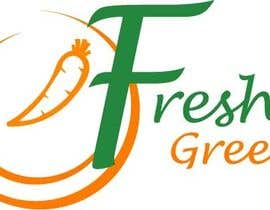 faizanmalik840 tarafından Design a Logo for our Vegetable shop için no 3