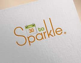 Nro 3 kilpailuun Design the '30 Days to Sparkle' Logo käyttäjältä hristina1605