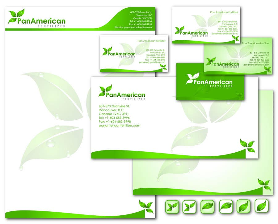#134 for Logo Design for Pan American Fertilizer by mixfocuz